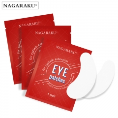 NAGARAKU Under Eye Pads Patches Gel Patch for Eyelash Extensions Make up Under eye pads Aloe Vitamin Patch